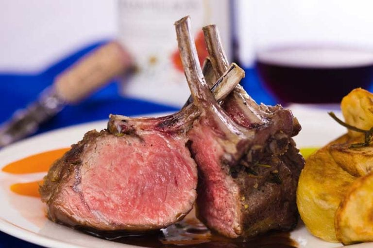 Kosher lamb